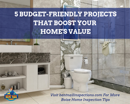 5 Budget-Friendly Projects That Boost Your Home's Value
