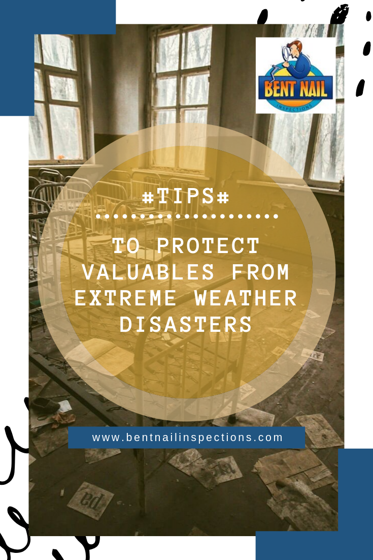 natural disasters by Bent Nail Inspections Boise